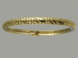 Bangles - Jewelry Stores - Flexible Bangle 5.5 mm