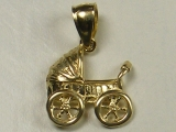 Baby Charms - Jewelry Stores - Stroller Baby Charm