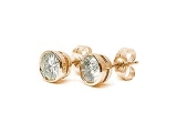 Jewels But Jewels - Jewelry Stores - Round Bezel Earrings
