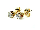 Jewels But Jewels - Jewelry Stores - 4 Prong Stud Earrings