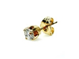 Jewels But Jewels - Jewelry Stores - Mens 4 Prong Stud Earrings