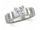 Engagement Rings - Jewelry Stores - Diamond Engagement Ring