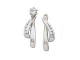 Stud Earring Jackets - Jewelry Stores - Diamond Jacket Earrings