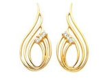 Diamond Earrings - Jewelry Stores - Diamond Fashion Earrings