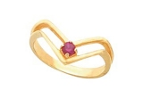 Jewels But Jewels - Jewelry Stores - Genuine Red Ruby Ring