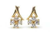 Jewels But Jewels - Jewelry Stores - Diamond Fashion Clover Earrings