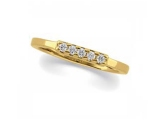Jewels But Jewels - Jewelry Stores - Diamond Anniversary 5 Stone Band