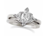3 Stone Diamond Ring - Jewelry Stores - 3 Stone Bridal Band