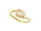 3 Stone Diamond Ring - Jewelry Stores - 3 Stone Diamond Band