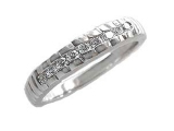 Jewels But Jewels - Jewelry Stores - Mens Diamond Single Row Channel Set Ring