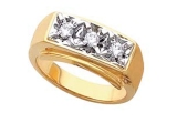 Mens Diamond Rings - Jewelry Stores - Mens Diamond Ring