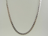 White Gold Chains - Jewelry Stores - Super-Solid Franco Chain 3.5 mm